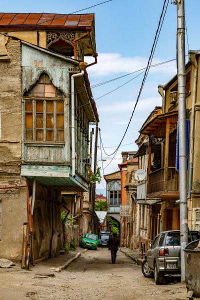 Old Tiblisi Street