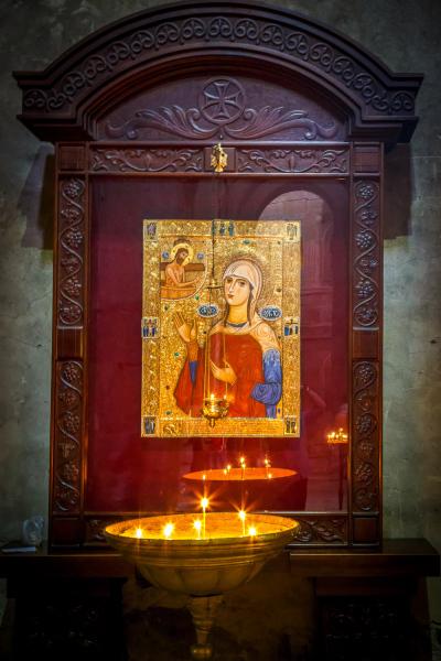 Svetitskhovei Cathederal Icon