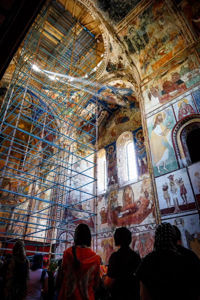 Gelati Monastery Murals 1