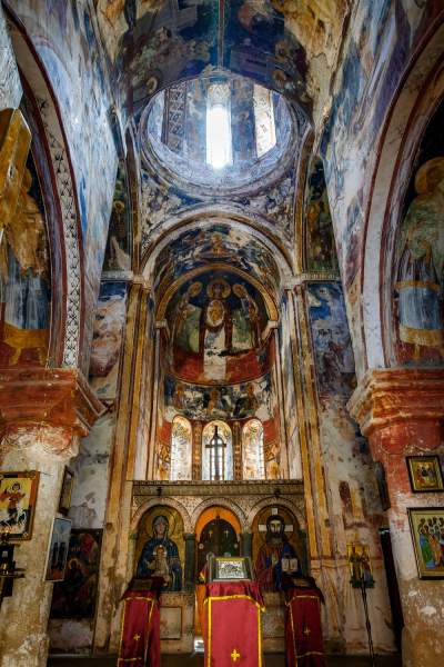 Gelati Monastery Murals 2