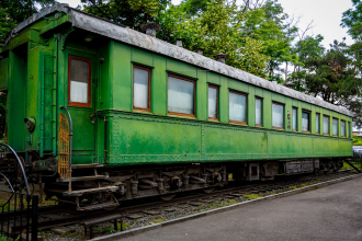 Stalins Train Carriage