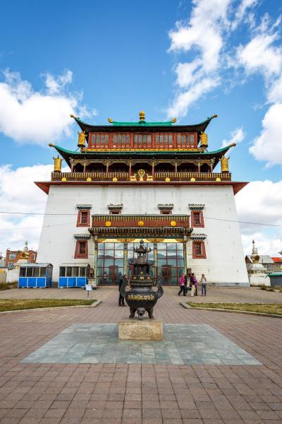 Gandan Temple
