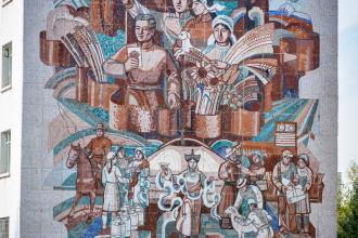 Soviet Mosaic