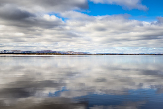 Reflections on Lake Corrib