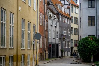Copenhagen Backstreets