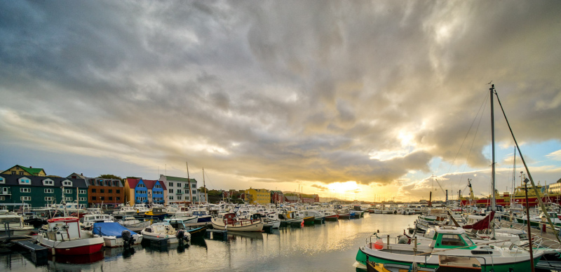 Tórshavn Harbour