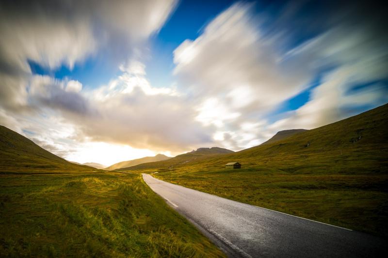 Road to Saksun