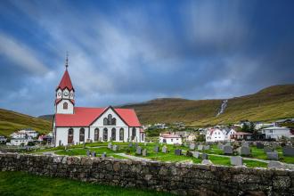 Sandavágs Church