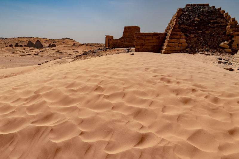 Pyramid Ruins 1