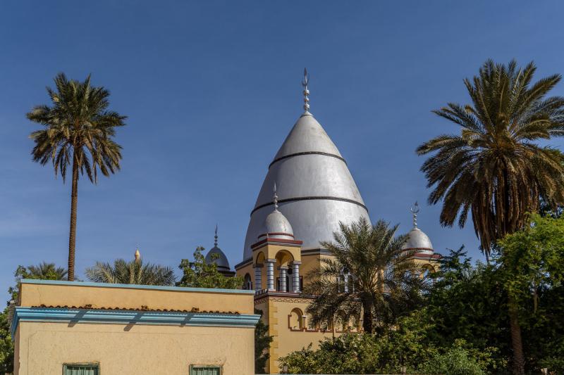 The Mahdi's Tomb