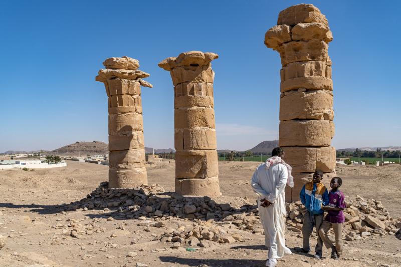 Temple of Sesibi