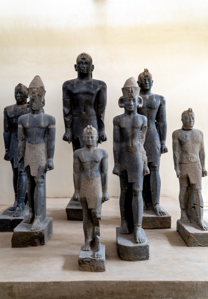 The Black Pharaohs