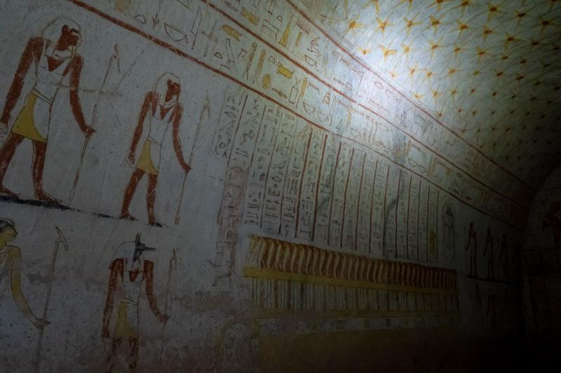 Napata Tomb 1