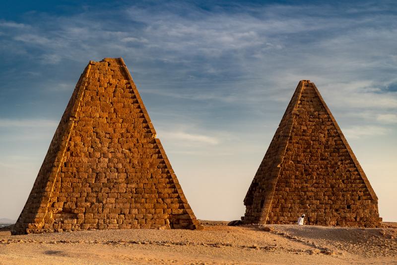 Jebel Pyramids 2
