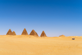 Jebel Pyramids 1