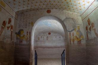 Napata Tomb 2