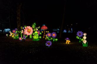 Some Light Gardening